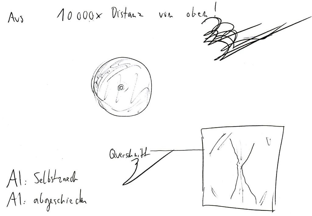 RV - Titan - 10000x oberhalb