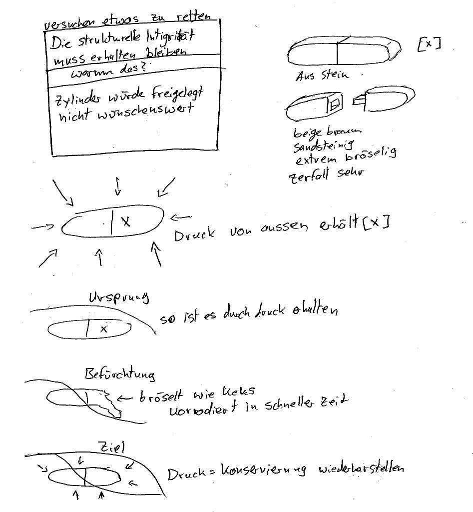 RV - Erdstall - Objektmaßnahmen-Detail