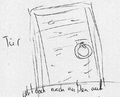 RV - Kirchentor-Traum -Holztür