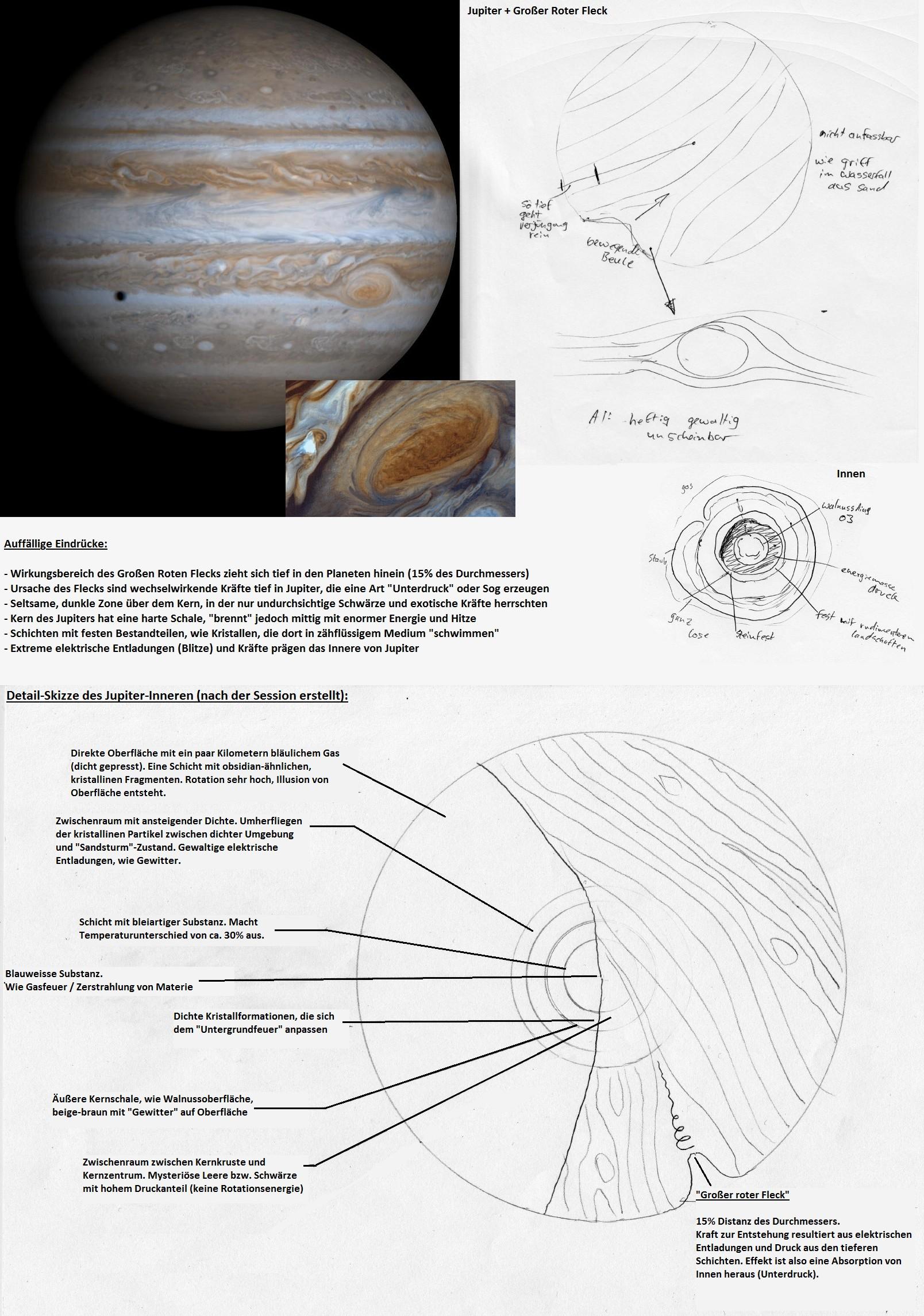 RV - Jupiter - Fazit