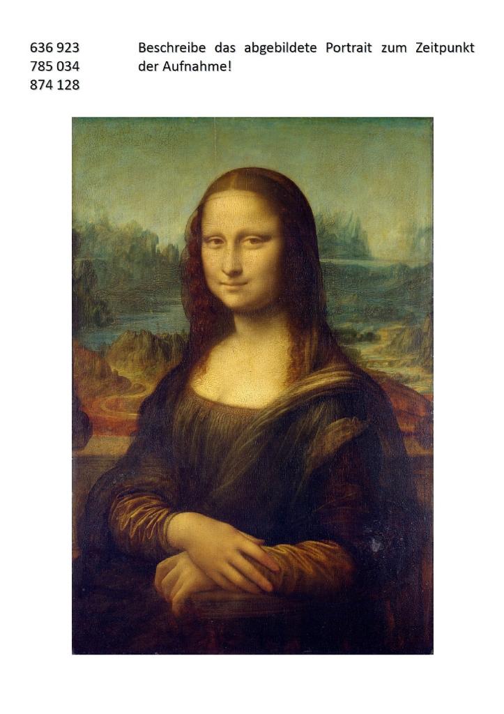 Mona Lisa - Target