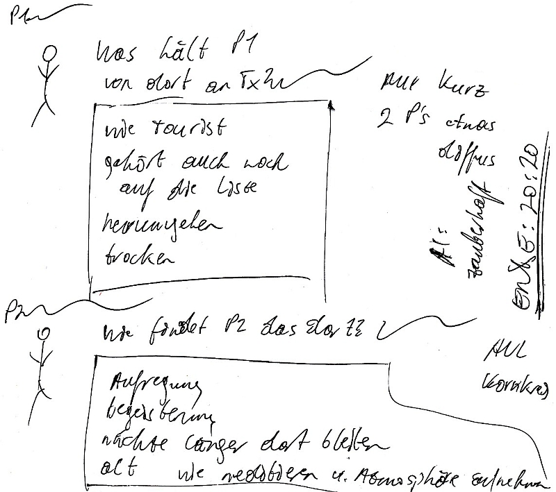 Hackpen Hill - Stufe 6 (P1 und P2)
