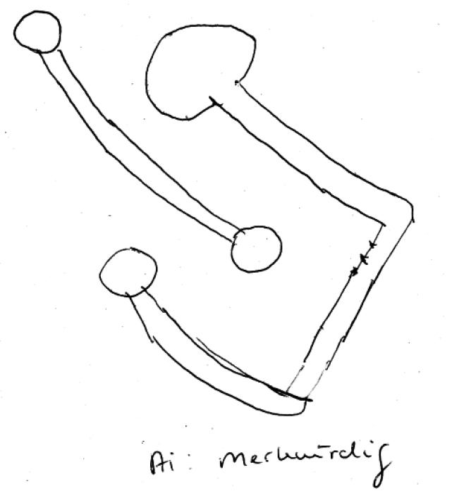 Atomium - Detaillierung (2)