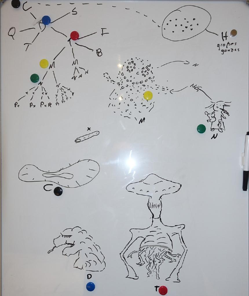 Entführungsprojekt - Cloud-Nutzer (Whiteboard)