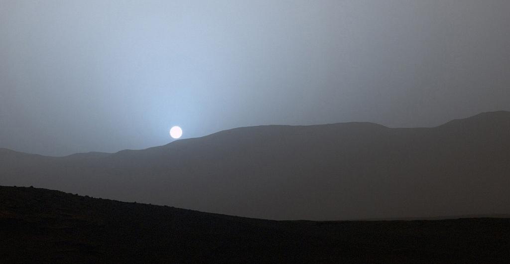 Leben auf dem Mars?