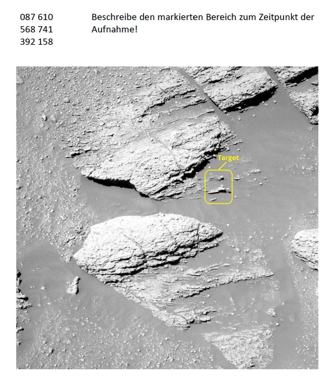 Leben auf dem Mars? (Target)