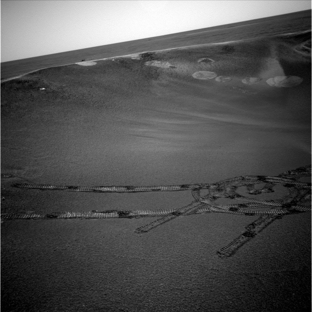 Leben auf dem Mars? - Session 1 (Roverspuren)